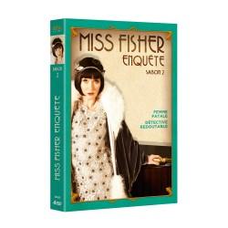 MISS FISHER ENQUETE ! - SAISON 2 (4 DVD)