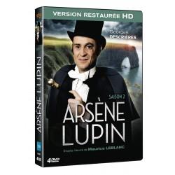 ARSÈNE LUPIN - SAISON 2 (4 DVD)