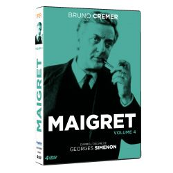 MAIGRET - VOLUME 4 (4 DVD)