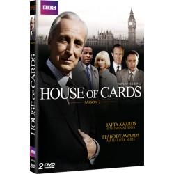HOUSE OF CARDS - SAISON 2 (2 DVD)
