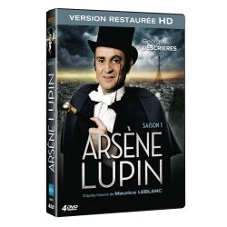 ARSÈNE LUPIN - SAISON 1 (4 DVD)