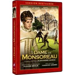 DAME DE MONSOREAU (LA) (1971) - INTEGRALE (3 DVD)