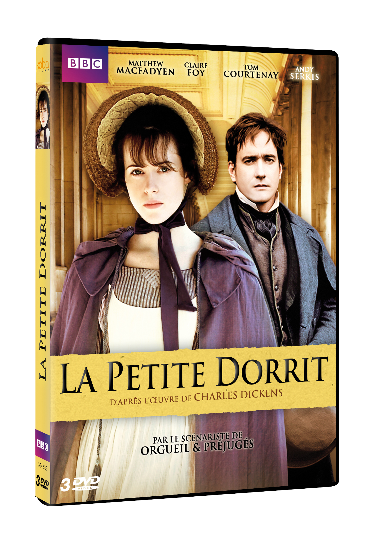 PETITE DORRIT (LA) (3 DVD)