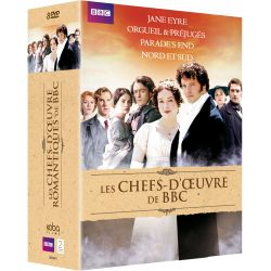 CHEFS-D'ŒUVRE BBC (LES) - (8 DVD)