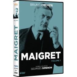 MAIGRET - VOLUME 1 (4 DVD)