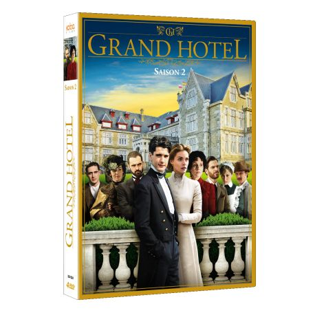 GRAND HOTEL - SAISON 2 (4 DVD)
