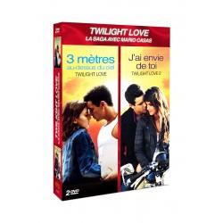 TWILIGHT LOVE 1&2 : 3 METRES AU DESSUS DU CIEL + J'AI ENVIE DE TOI (2 DVD)