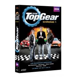 TOP GEAR - VOLUME 1 (4 DVD)