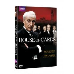 HOUSE OF CARDS - SAISON 1 (2 DVD)