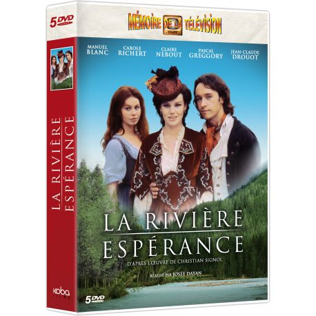 RIVIERE ESPERANCE (LA) - INTÉGRALE (5 DVD)