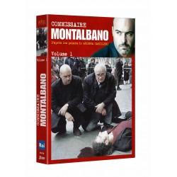 COMMISSAIRE MONTALBANO - VOLUME 1 (3 DVD)