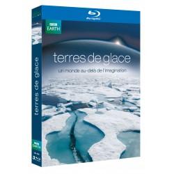 TERRES DE GLACE  - BRD