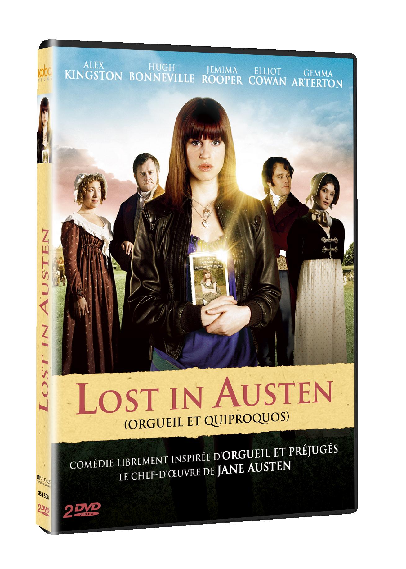 LOST IN AUSTEN (2 DVD)
