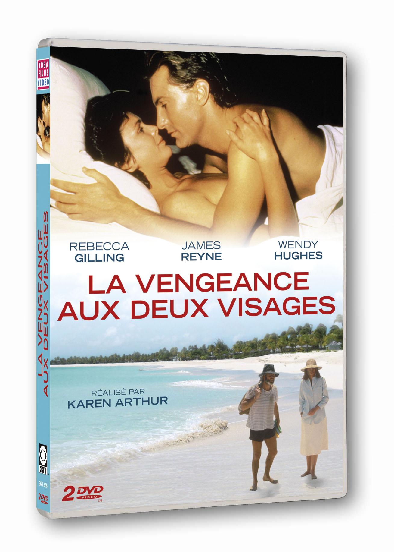 VENGEANCE AUX DEUX VISAGES (LA) - MINI-SERIE (2 DVD)