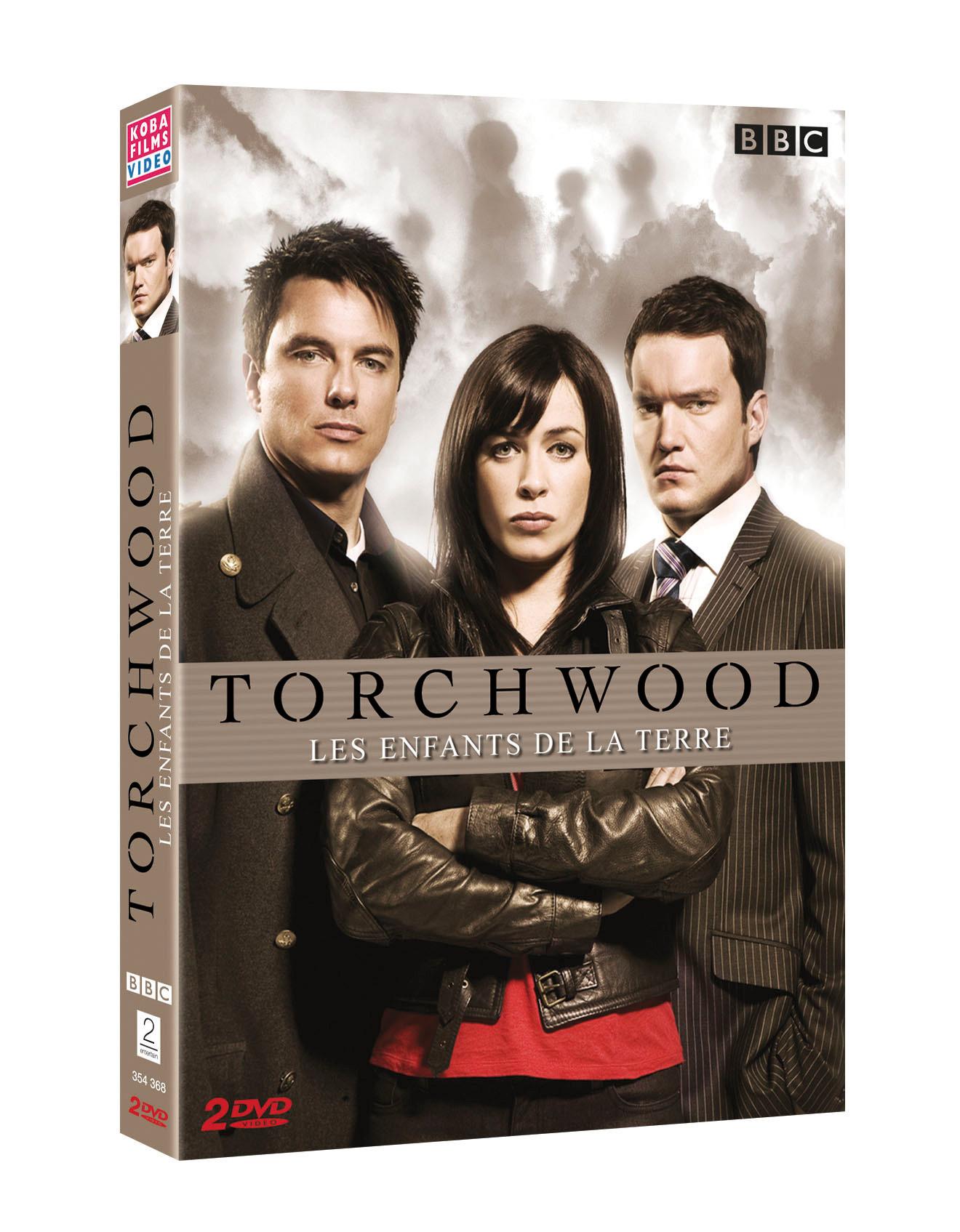 TORCHWOOD - SAISON 3 (2 DVD)