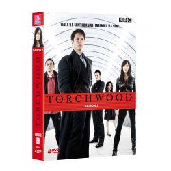 TORCHWOOD - SAISON 2 (4 DVD)