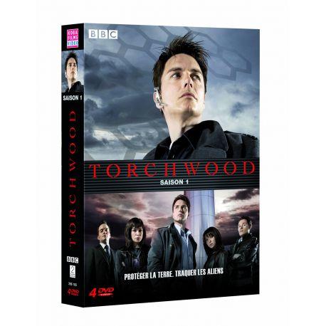 TORCHWOOD - SAISON 1 (4 DVD)