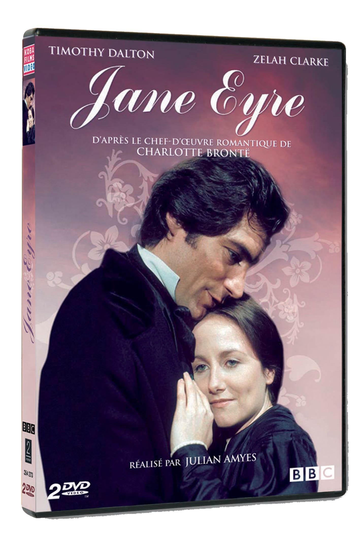 JANE EYRE (1983) (2 DVD)