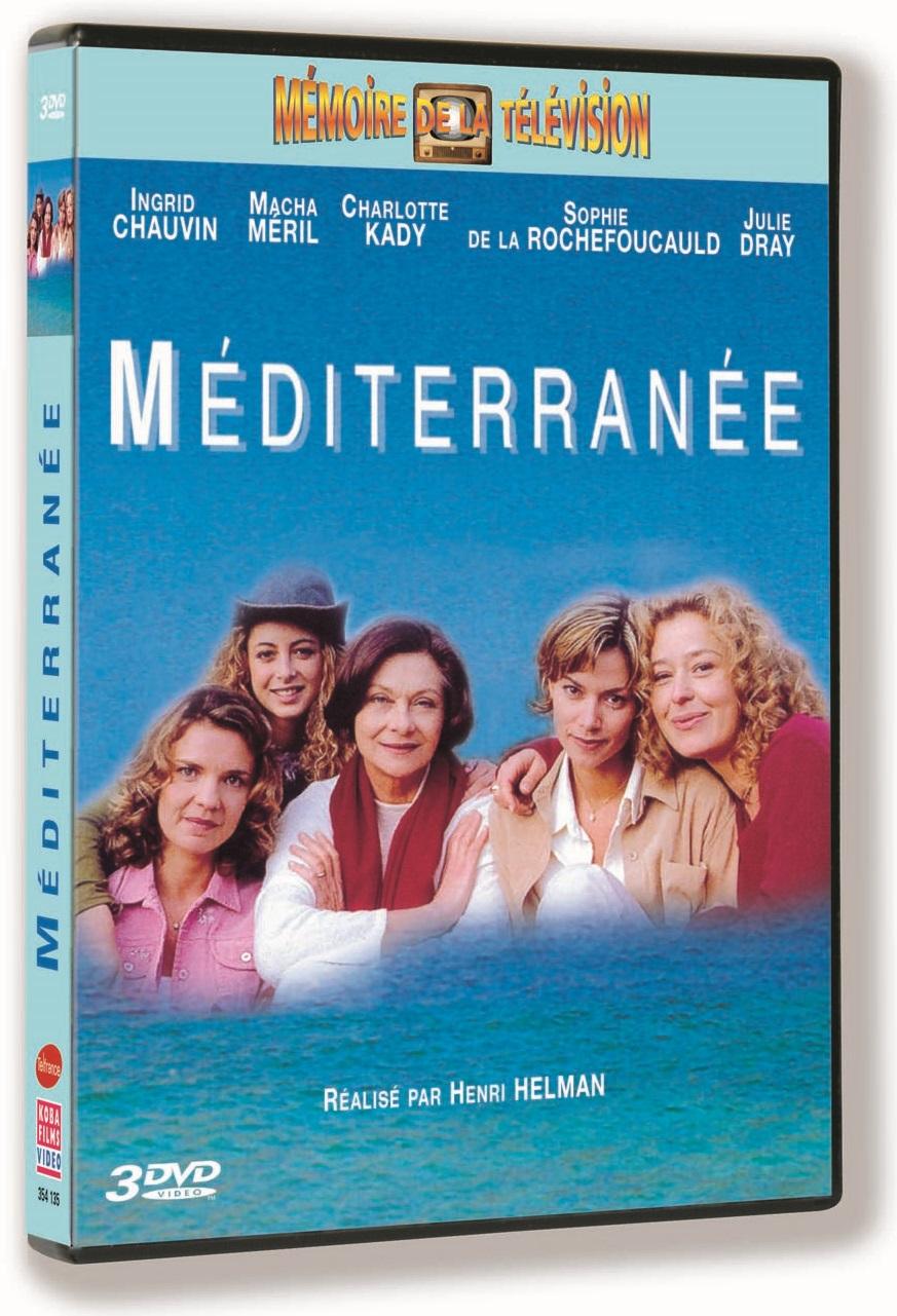MEDITERRANEE - INTEGRALE (3 DVD)