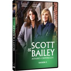 SCOTT & BAILEY saison 3 (2 DVD)