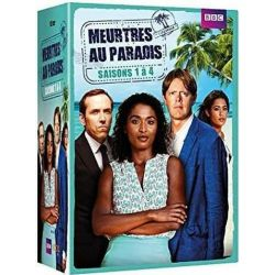 MEURTRES AU PARADIS-SAISONS 1 A 4-COF 12