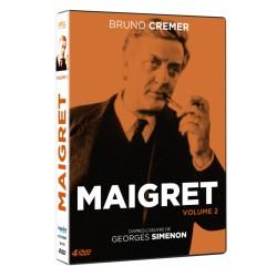 MAIGRET - VOLUME 2 (4 DVD)