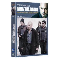 COMMISSAIRE MONTALBANO - VOLUME 2 (3 DVD)