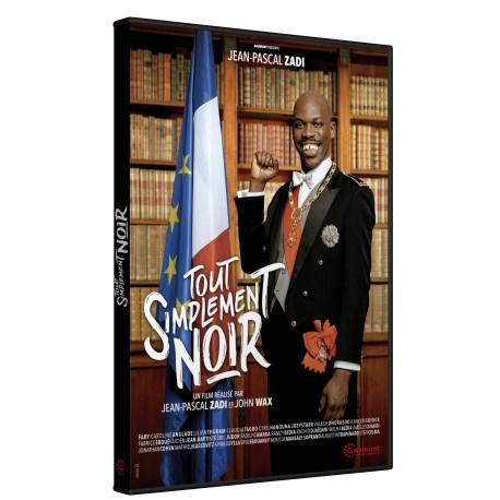 TOUT SIMPLEMENT NOIR - DVD