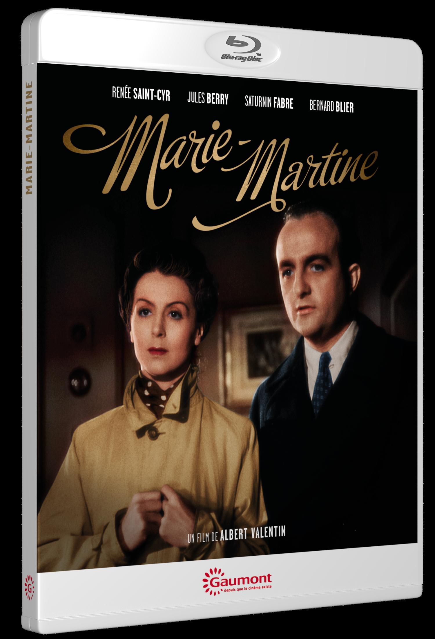 MARIE-MARTINE - BRD