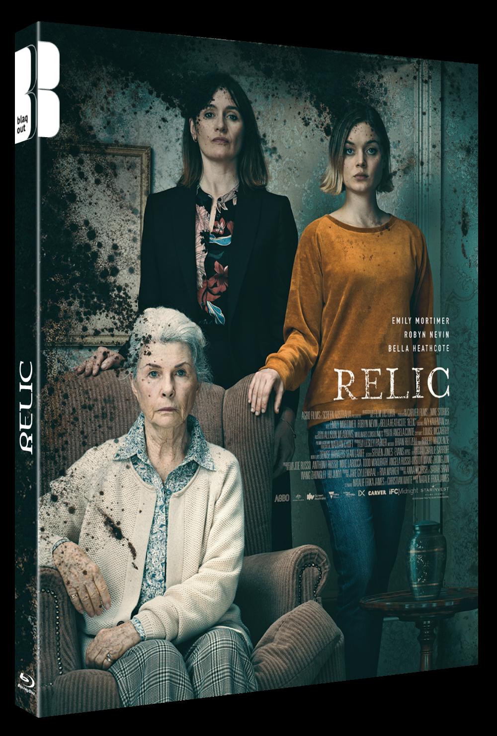 RELIC - BRD