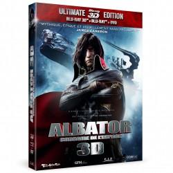 ALBATOR BD 2D ET 3D + DVD