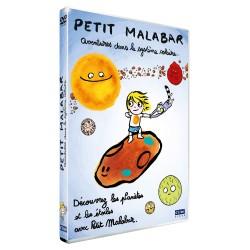 PETIT MALABAR - AVENTURES DANS LE SYSTÈME SOLAIRE DVD