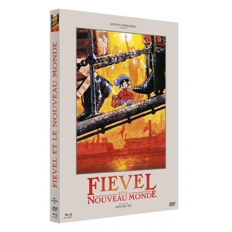 FIEVEL ET LE NOUVEAU MONDE - DVD + BLU-RAY