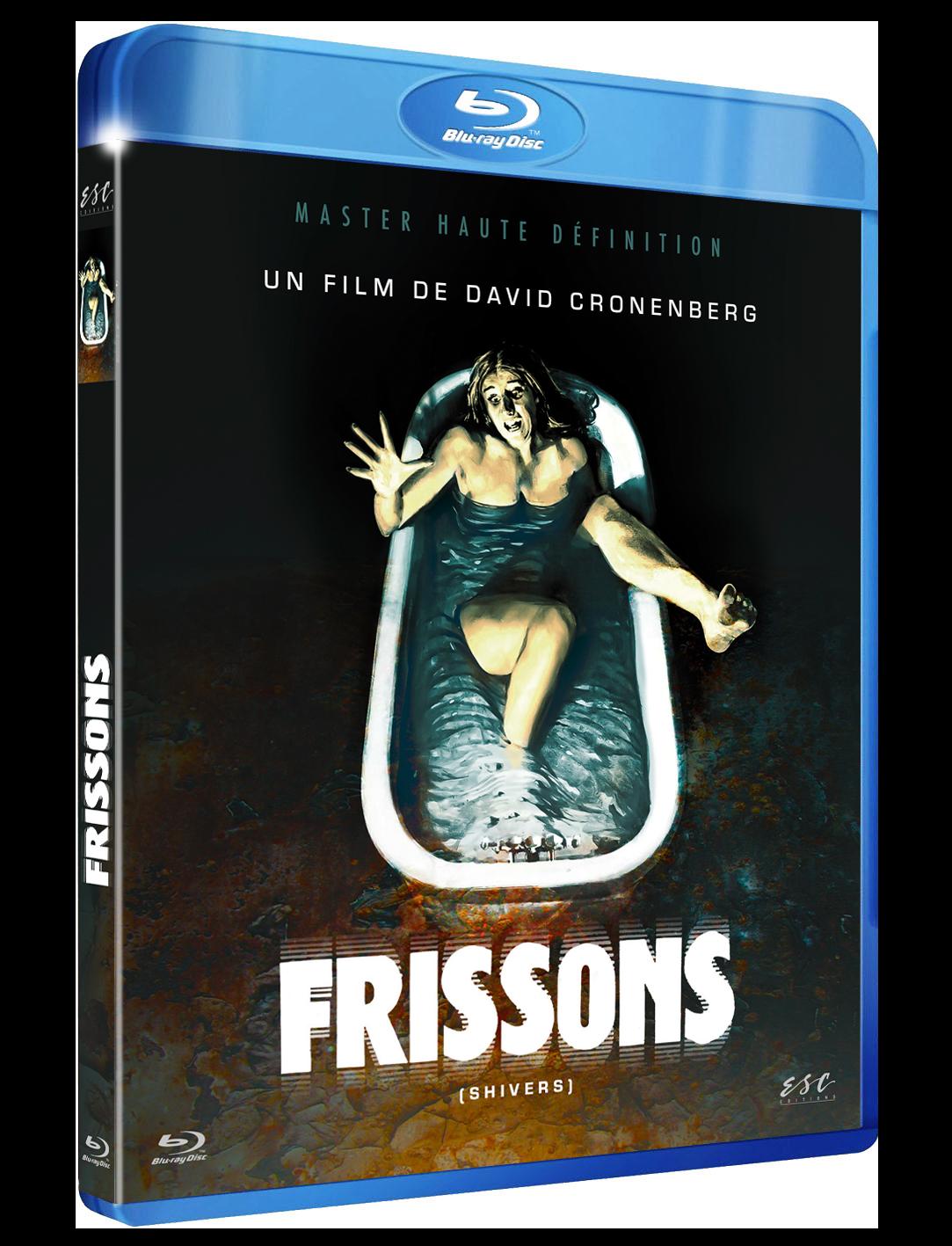 FRISSONS - BRD