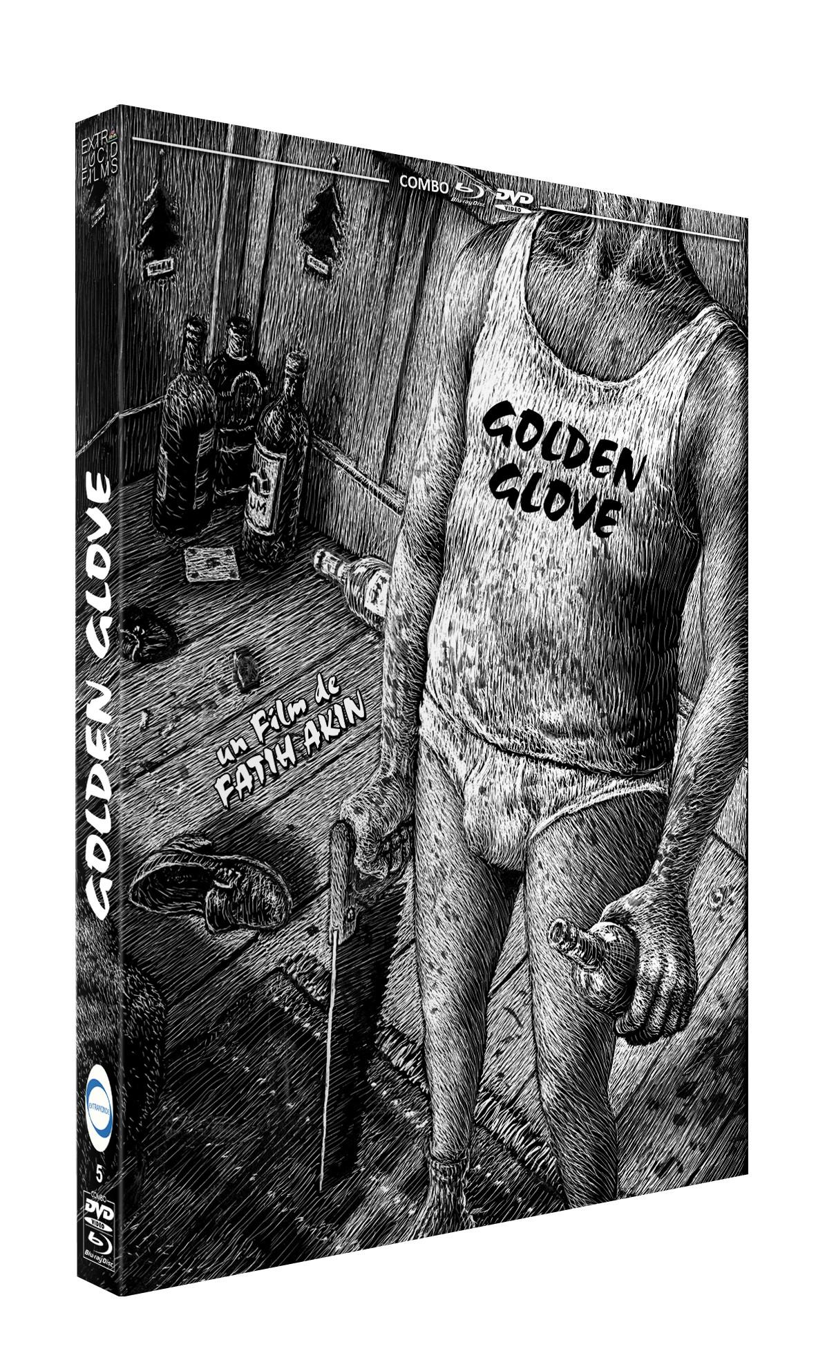 GOLDEN GLOVE - COMBO