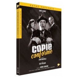 COPIE CONFORME - DVD + BLU-RAY