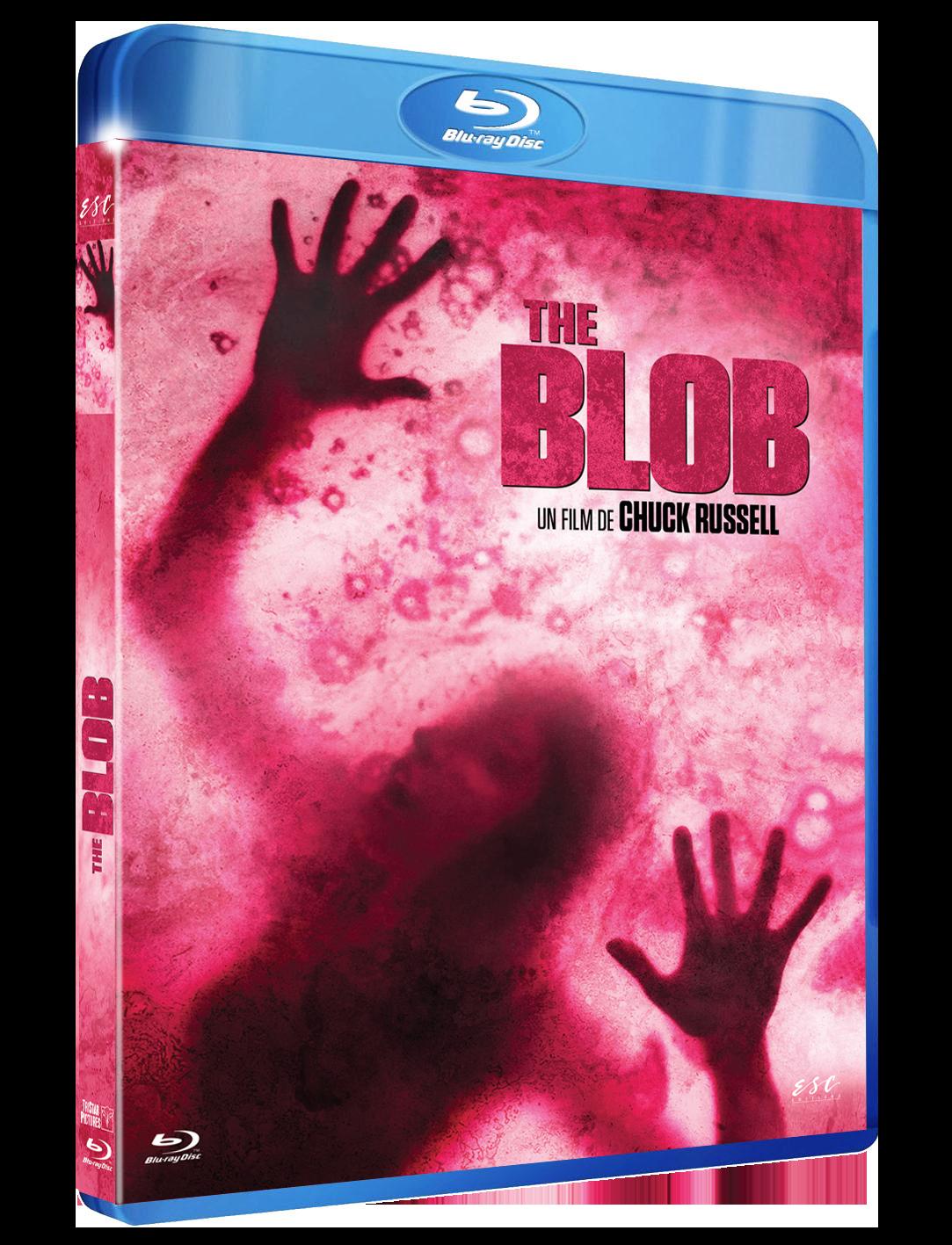 THE BLOB 1988 - BRD