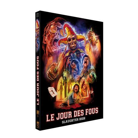 LE JOUR DES FOUS - DVD + BRD