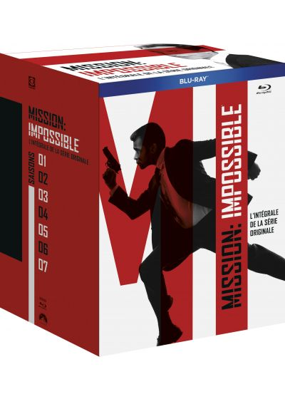 MISSION IMPOSSIBLE (1966) INTEGRALE BRD