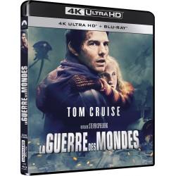 LA GUERRE DES MONDES 4K + BRD