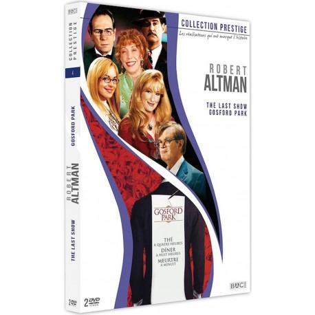 ROBERT ALTMAN - COFFRET 2 DVD