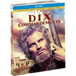 LES DIX COMMANDEMENTS (1923) + (1956) BRD DGB - BRD