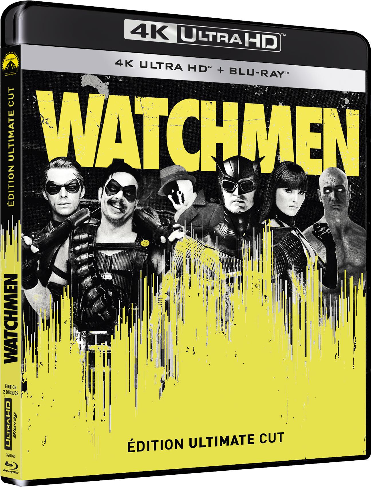 WATCHMEN 4K