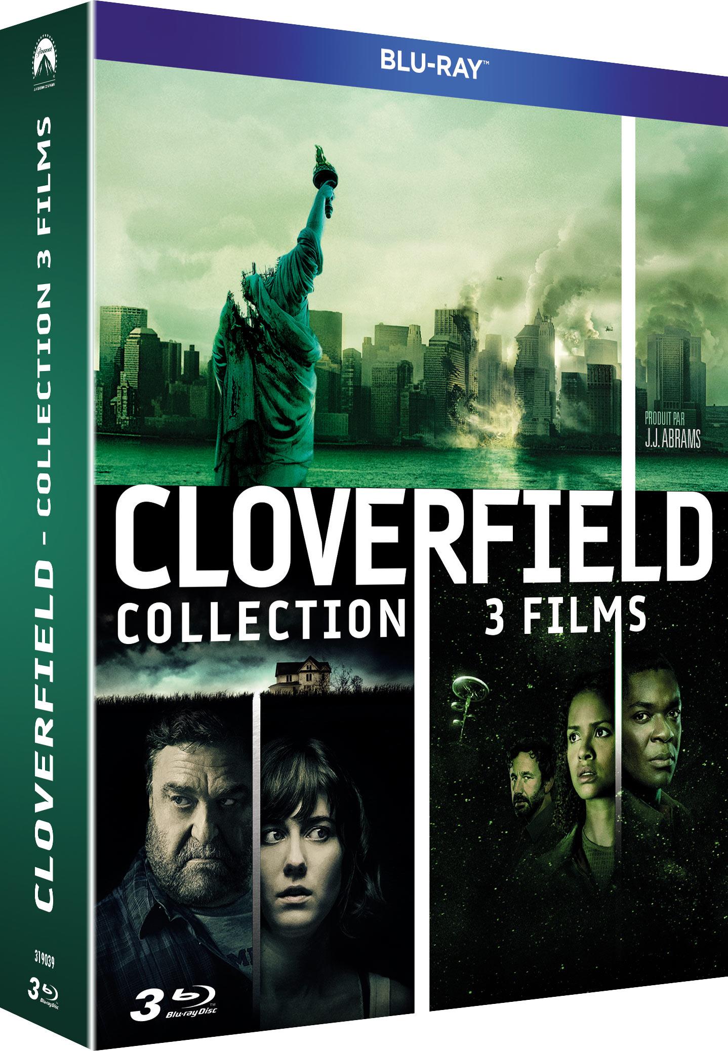CLOVERFIELD BRD