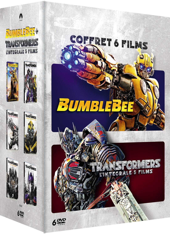 BUMBLEBEE + TRANSFORMERS 1-5