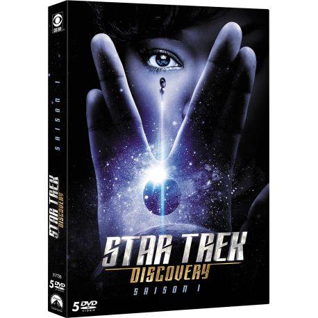 STAR TREK DISCOVERY S01