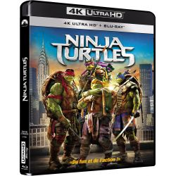 NINJA TURTLES 4K + BRD