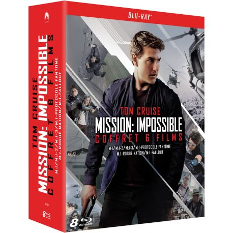 MISSION IMPOSSIBLE 1-6 BRD