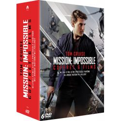 MISSION IMPOSSIBLE 1-6