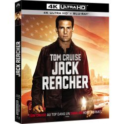 JACK REACHER 4K + BRD